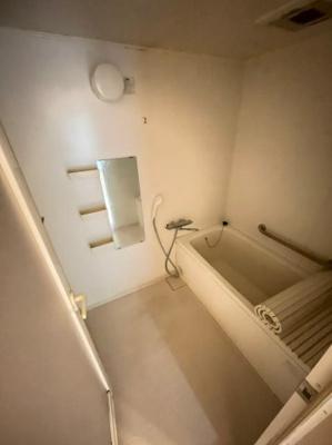 【浴室】パインパレス