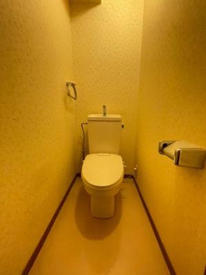 【トイレ】パインパレス