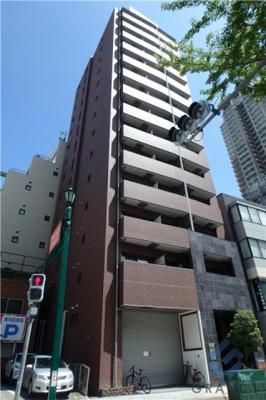 【外観】アクアプレイス南堀江