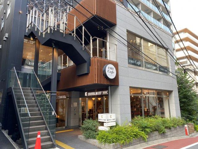【外観】ホテルエミット渋谷
