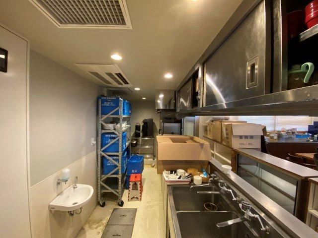 【キッチン】ホテルエミット渋谷