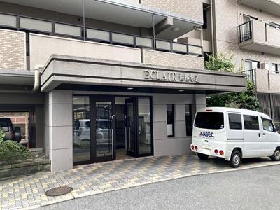 【エントランス】エクレール香椎参道