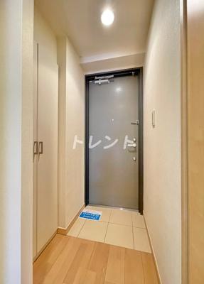 【玄関】エスティメゾン中野富士見町