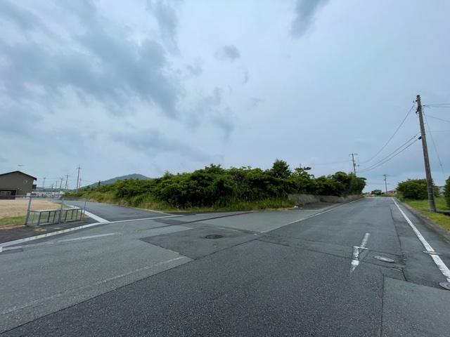 【外観】宇部市大字東岐波 大型事業用地