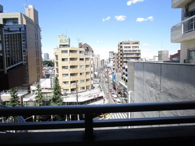【展望】アーデンタワー新中野