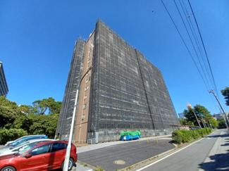 千葉ガーデンタウンE棟 「千葉みなと」駅まで徒歩7分の好立地マンションです。