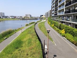 【周辺】ザ・シーズンズグランアルト越谷レイクタウン