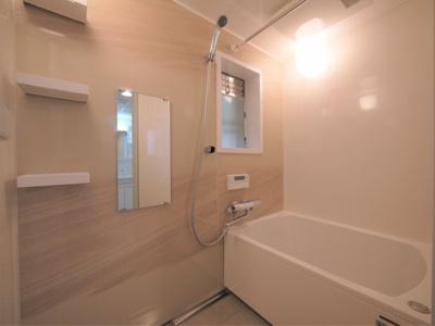 【浴室】グリーンタウンもりつね13号棟(No.7063)