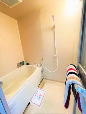 お風呂トイレ別です