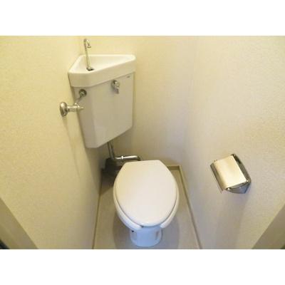 【トイレ】よつばハイツ