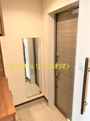 【玄関】リヴェールNUKUI