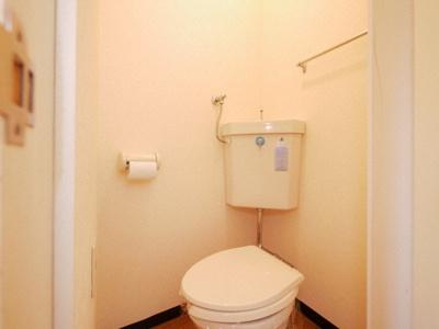 【トイレ】クルーズハウス南4条