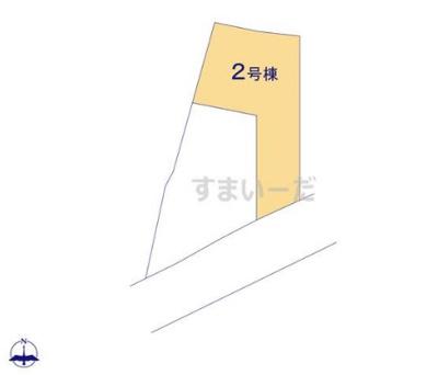 【区画図】リナージュ奈良市秋篠町20-1期