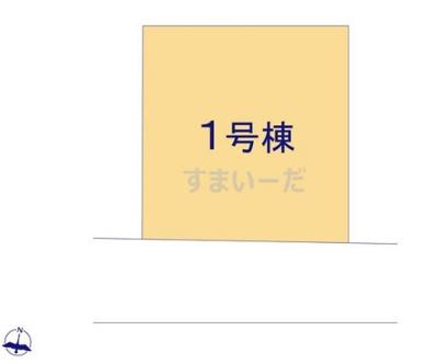 【区画図】リナージュ池田市旭丘21-1期