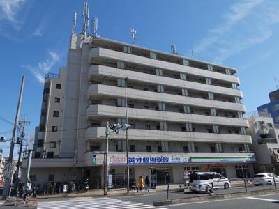 「矢口渡」駅より徒歩5分のマンションです