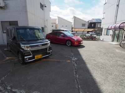 【駐車場】ステラカーサⅠ㈱Roots