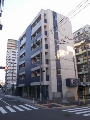 「阪東橋駅徒歩6分の築浅マンション」