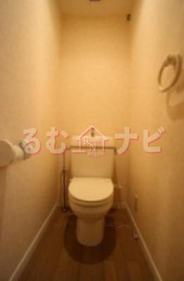 【トイレ】モンデソレイユ