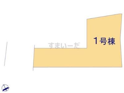 【区画図】リナージュ守山市森川原町20-1期
