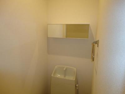 トイレ収納 ※反転タイプ