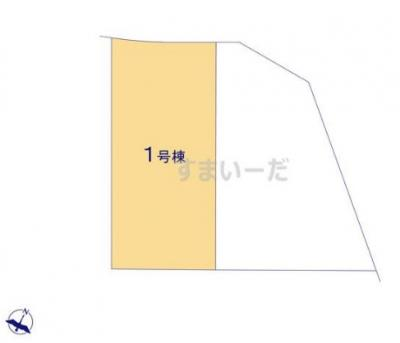 【区画図】リナージュ野洲市近江富士20-1期