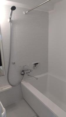 浴室もリフォーム済みなので嬉しいポイント☆