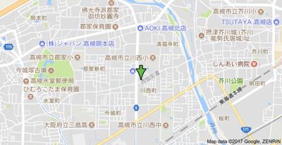 【地図】レノヴァティオ (株)Roots