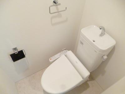 【トイレ】スカイコートパレス池袋