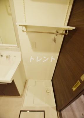 【洗面所】ファビオ東大前