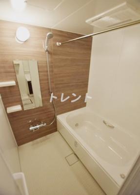 【浴室】ファビオ東大前