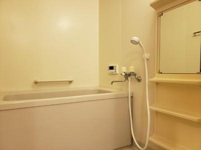【浴室】パークサイド高安