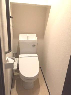 【トイレ】OLIVE