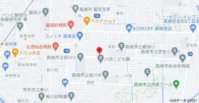 【地図】ア・ルエー (株)Roots