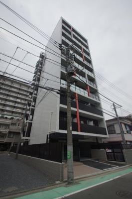 平成28年3月竣工の高級分譲賃貸マンションです。