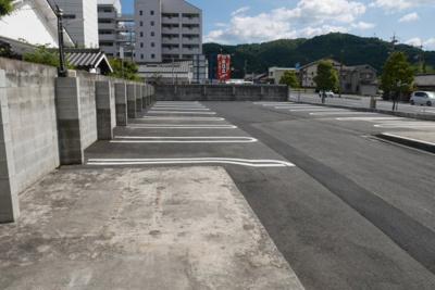 【外観】津山市南新座 貸土地 176坪