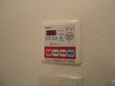 浴室乾燥機(リモコン)