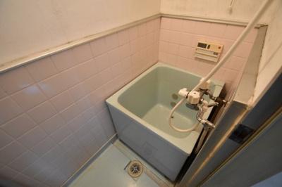 【浴室】平野ハイツA棟