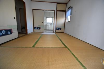 【和室】平野ハイツA棟