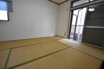 【寝室】平野ハイツA棟