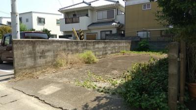 【外観】徳島市下助任町4丁目 土地