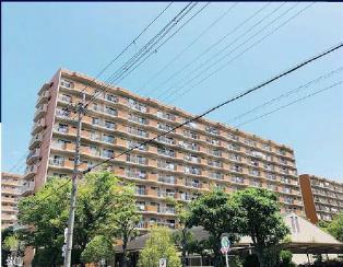 【外観】阪急東茨木白川高層住宅6号棟