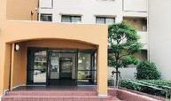 【エントランス】阪急東茨木白川高層住宅6号棟