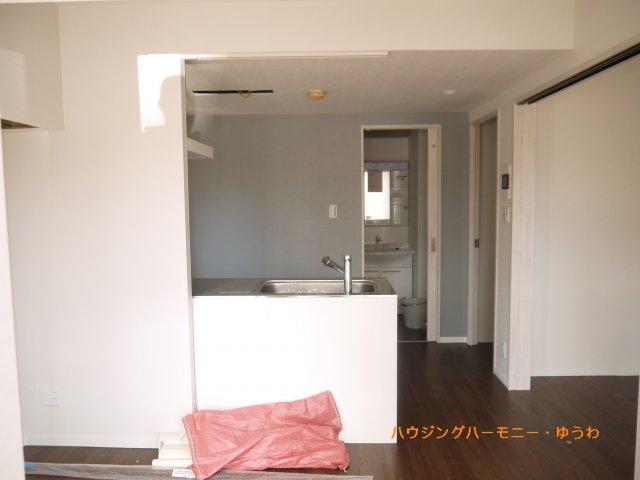 【居間・リビング】シーアイマンション池袋西