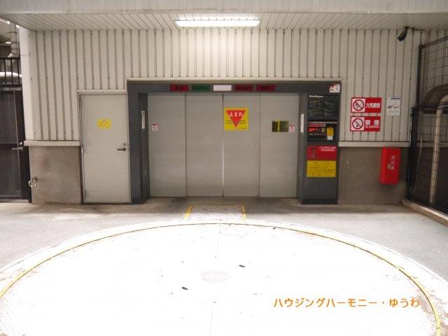 【駐車場】シーアイマンション池袋西