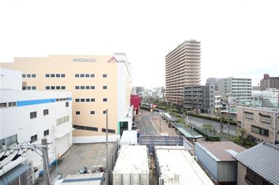 【展望】グランカリテ天神橋