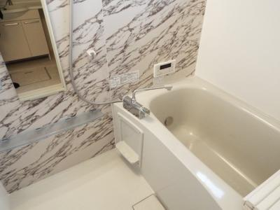 【浴室】ブランノワール ドゥ