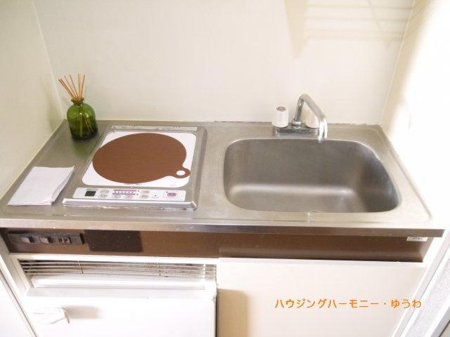 【キッチン】日神パレス東十条