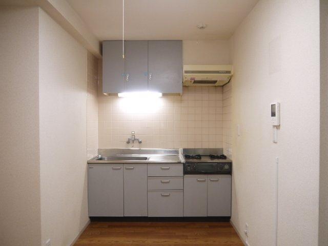 【キッチン】カースル常盤台