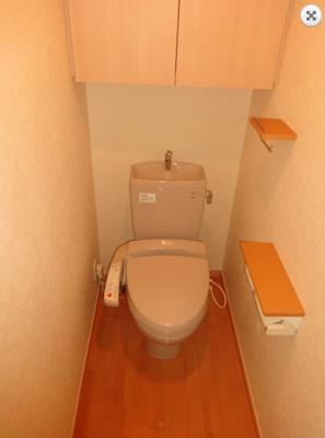 【トイレ】ルーブル王子