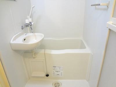 【浴室】レオパレスドナヴィータ